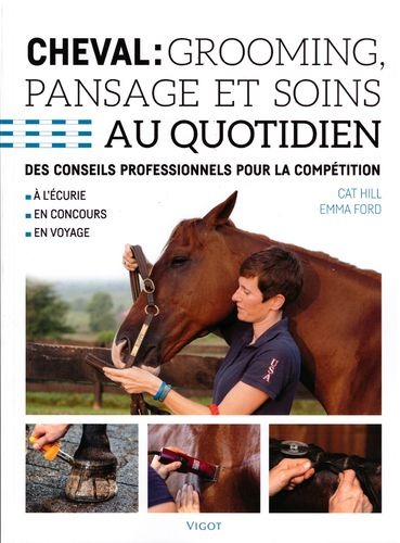cheval:grooming pansage et soins quotidiens